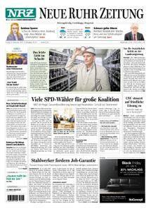 NRZ Neue Ruhr Zeitung Essen-Postausgabe - 24. November 2017