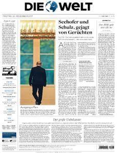Die Welt - 24. November 2017