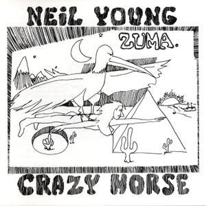 Neil Young & Crazy Horse - Zuma (1975/2014) [Official Digital Download 24bit/192kHz]