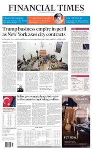 Financial Times Europe - January 14, 2021