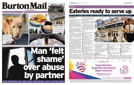 Burton Mail – August 03, 2020