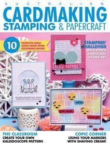 Australian Cardmaking, Stamping & Papercraft - December 2016