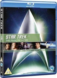 Star Trek V: The Final Frontier / Звездный путь V: Последний рубеж (1989) [ReUp]