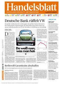 Handelsblatt - 08. Oktober 2015