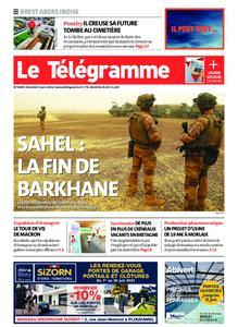 Le Télégramme Brest Abers Iroise – 11 juin 2021