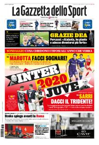 La Gazzetta dello Sport Roma – 13 dicembre 2019