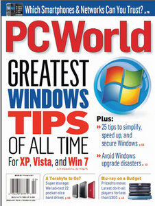 PC World Magazine - February 2010