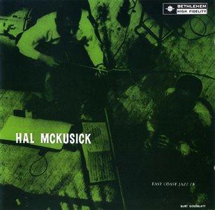 Hal McKusick - Hal McKusick Quartet (1955) {Bethelehem--Fresh Sound FSR-CD 41 rel 1989}