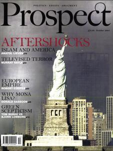 Prospect Magazine - October 2001