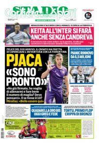 Corriere dello Sport Firenze - 8 Agosto 2018
