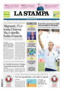 La Stampa Imperia e Sanremo - 25 Giugno 2018