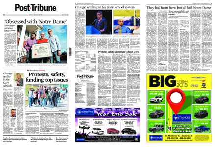Post-Tribune – December 29, 2018