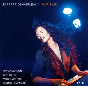 Barbara Dennerlein - That's Me (1992) {Enja Records ENJ-7043 2}