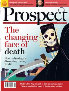 Prospect Magazine - April 2018