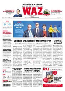 WAZ Westdeutsche Allgemeine Zeitung Oberhausen-Sterkrade - 07. Dezember 2018