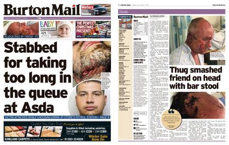 Burton Mail – December 07, 2018