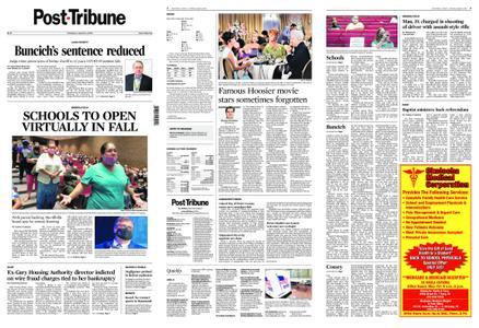 Post-Tribune – August 06, 2020