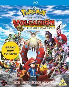 Pokémon: Volcanion e la meraviglia meccanica (2016)