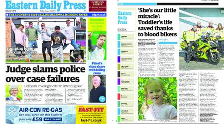 Eastern Daily Press – August 16, 2019