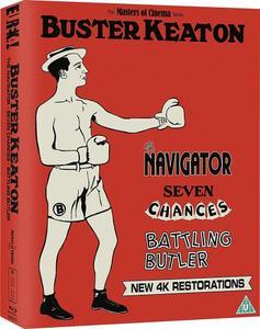 The Navigator (1924) [Masters of Cinema - Eureka!]