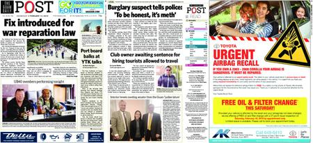 The Guam Daily Post – February 13, 2019