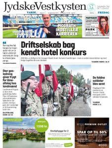 JydskeVestkysten Varde – 06. september 2019