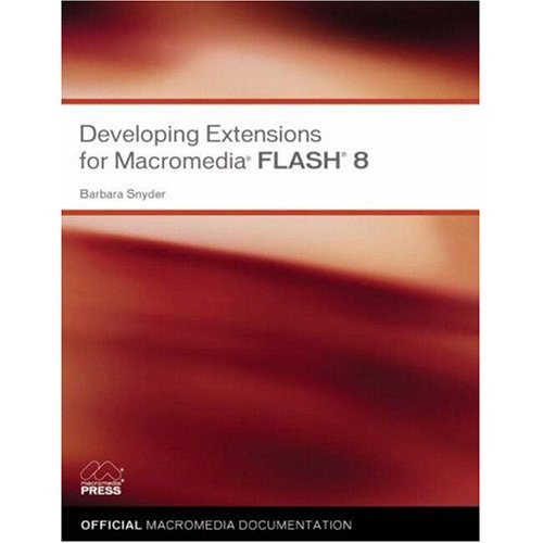 Developing Extensions for Macromedia Flash 8 [Repost]