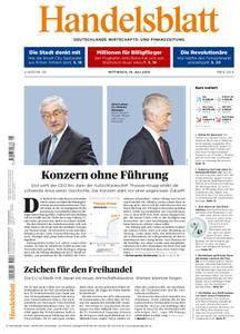 Handelsblatt - 18. Juli 2018