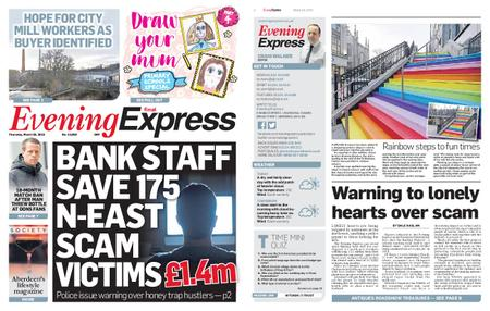 Evening Express – March 28, 2019