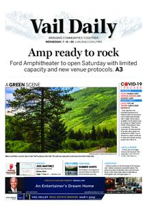 Vail Daily – July 08, 2020