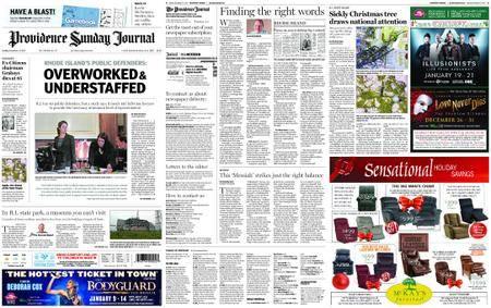 The Providence Journal – December 17, 2017
