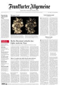 Frankfurter Allgemeine Zeitung - 19 Januar 2021