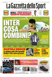 La Gazzetta dello Sport Roma – 06 novembre 2019