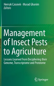 Management of Insect Pests to Agriculture
