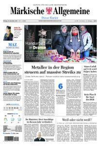 Märkische Allgemeine Dosse Kurier - 18. Dezember 2017