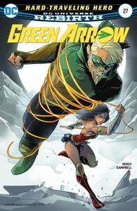 Green Arrow 027 2017 2 covers Digital Zone-Empire