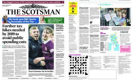 The Scotsman – December 18, 2017
