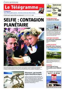 Le Télégramme Concarneau – 07 septembre 2019