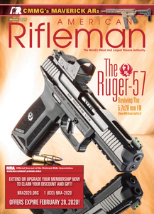 American Rifleman - March 2020