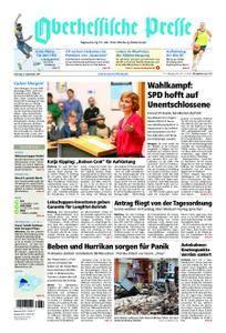Oberhessische Presse Marburg/Ostkreis - 09. September 2017