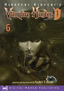 Vampire Hunter D 1-6