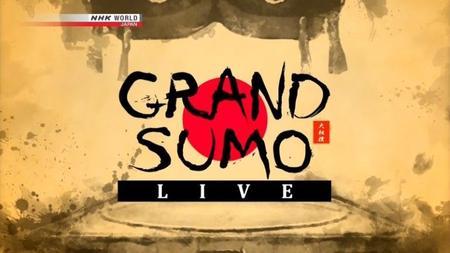 NHK - Grand Sumo Live: May (2019)
