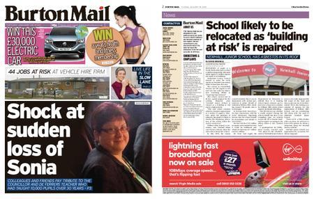Burton Mail – January 28, 2020