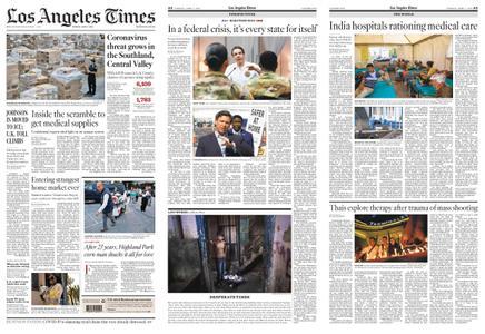 Los Angeles Times – April 07, 2020