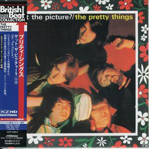 The Pretty Things - Get The Picture +6 (1965) {Victor Japan Mini LP VICP-63812 rel 2007}