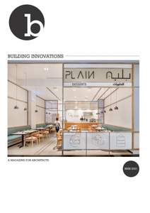 Building Innovations - March 2021