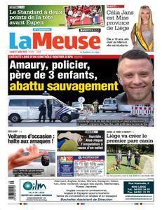 La Meuse - 27 août 2018