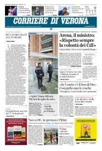 Corriere di Verona - 10 Gennaio 2018
