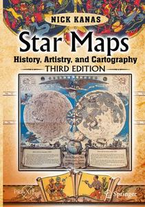 Star Maps: History, Artistry, and Cartography, Third Edition