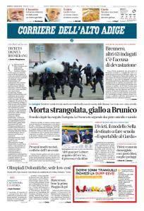 Corriere dell'Alto Adige - 21 Luglio 2018
